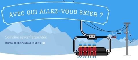 INTERSPORT - Avec qui allez-vous skier ?